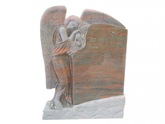Precious Standing Angel Memorials For Graves
