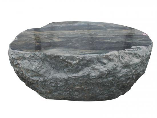 Green Marble Garden Stone Table