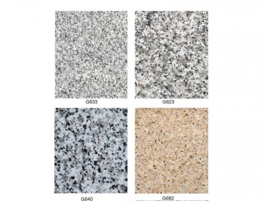 Popular Granite Color For Headstone