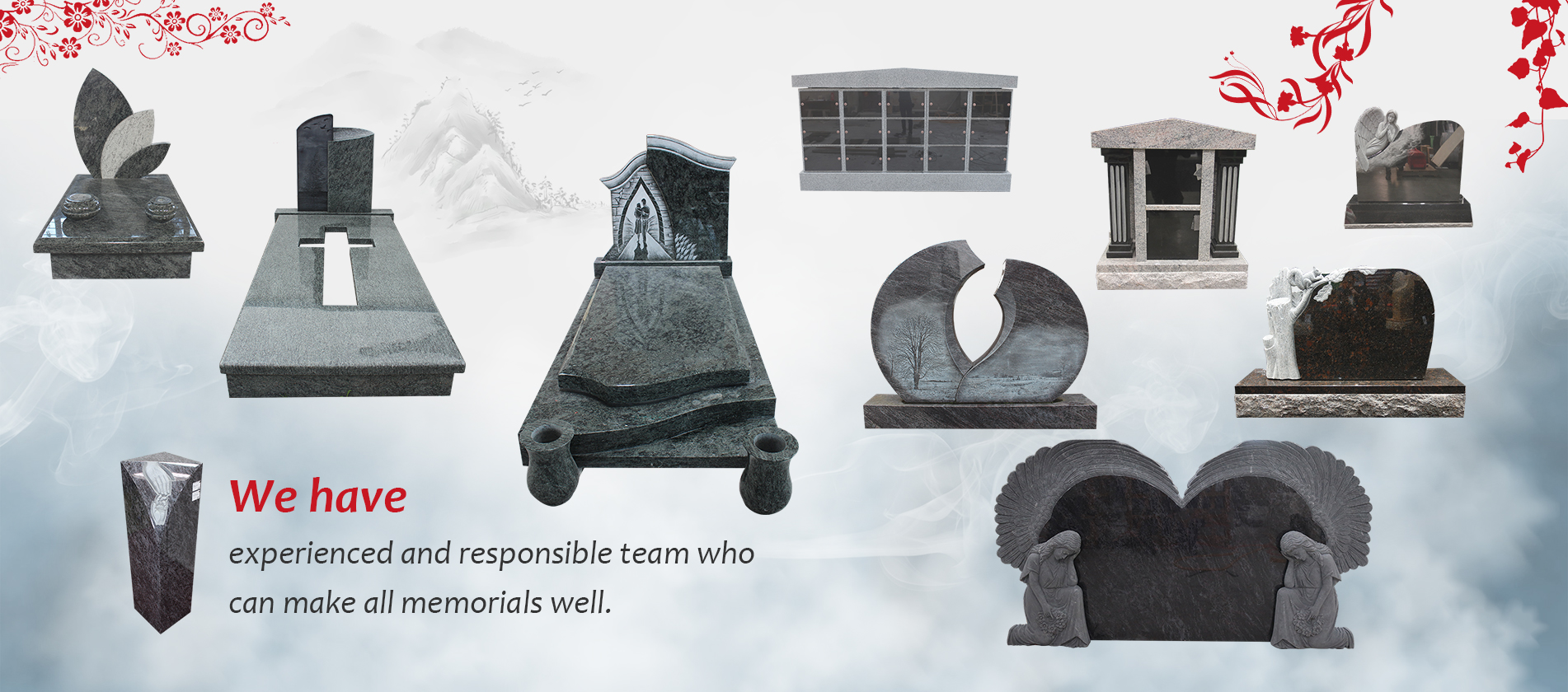 monument options